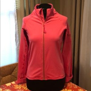Good Move by Life Is Good Pink Track Jacket